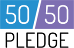 50/50 Pledge |
